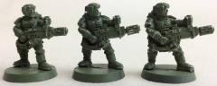 Cadian Melta Gunners Collection #3
