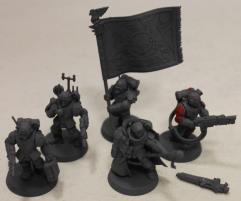 Militarum Tempestus Scions Command #1