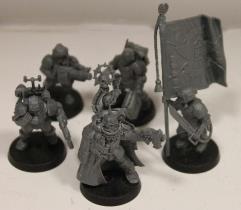 Militarum Tempestus Scions Command #2