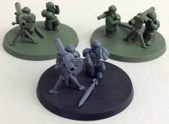 Cadian Missile Launcher Teams Collection #1