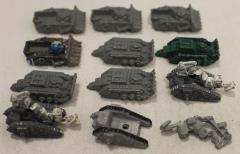 Imperial Guard Mortar & Transport Collection