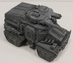 Taurox Prime #1