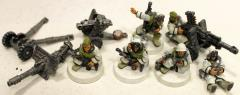 Ice Warriors of Valhalla w/Heavy Weapons Collection #2