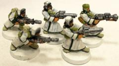 Ice Warriors of Valhalla Assault Troop Collection #1