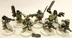 Ice Warriors of Valhalla Collection #5