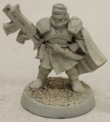 Tallarn Desert Captain #1