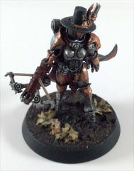 Inquisitor Greyfax #1