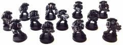 Iron Hand Marine Collection #1