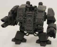 Iron Hand Dreadnought #7