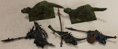 Lizardmen Cavalry Collection #1