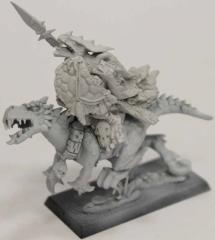 Saurus Scar Veteran on Carnosaur #2