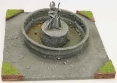 Minas Tirith Fountain