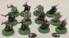 Numenorian Warriors of the Last Alliance Collection #1