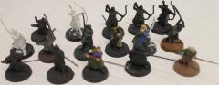 Wood Elves Collection #1