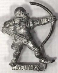 Men-at-Arms Retainer w/Bow #1