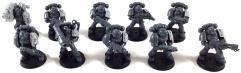 Minotaurs Tactical Squad #2