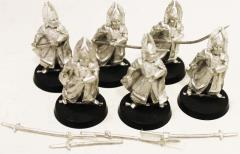 Guards of the Fountain Court Collection #4
