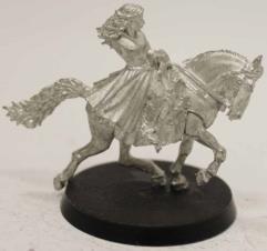 Mounted Arwen #1