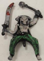 Mounted Necrarch Vampire #1