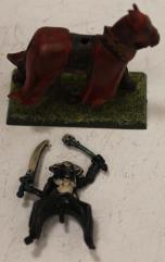 Mounted Necrarch Vampire #3