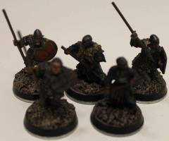 Mordor Orc Warriors Collection #10
