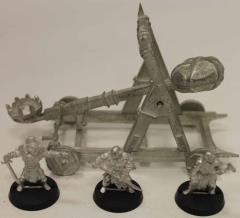 Mordor War Catapult #1