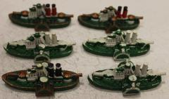 Dwarf Ironclads Collection #4