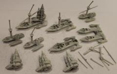 High Elf Ship Collection #1