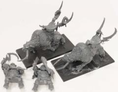 Mournfang Cavalry #1