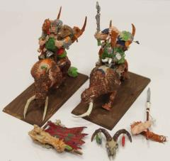Mournfang Cavalry #2
