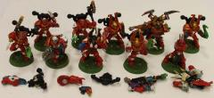 Chaos Mutant Space Marine Collection #1