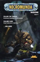 "#11 ""Storybased Campaigns in Necromunda, Gang Trademarks & Oddities"""