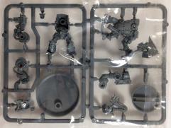 Ork Nob & Space Marine Terminator (Painting Contest Promo)