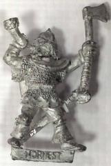 Norse Musician #2