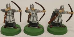 Warriors of Numenor w/Bows Collection #3