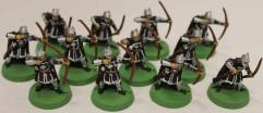 Warriors of Numenor w/Bows Collection #4