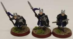 Warriors of Numenor w/Spears Collection #3