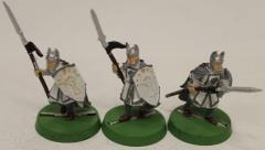 Warriors of Numenor w/Spears Collection #4