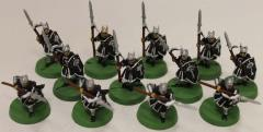 Warriors of Numenor w/Spears Collection #5