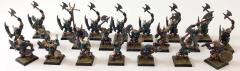 Black Orcs Collection #16 (Metal & Plastic)