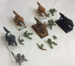 Goblin Wolf Riders Collection #9