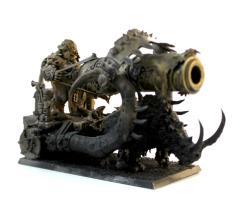 Ironblaster #1