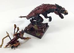Old Blood on Carnosaur #1