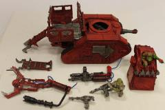 Looted Leman Russ Tank #2