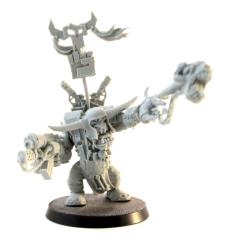 Warboss w/Attack Squig #1