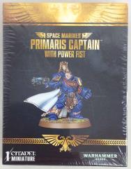 Primaris Captain w/Powerfist (2017 Anniversary, Limited Edition)