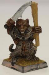 Plague Monk #1