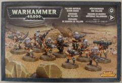 Tallarn Imperial Guard Squad (2005 Edition)