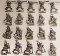 Pygmies w/Blowguns Collection