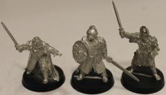 Eomer, Gamling & Theoden #1
